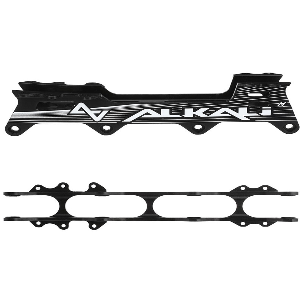 Alkali Extruded Inline Hockey Skate Chassis