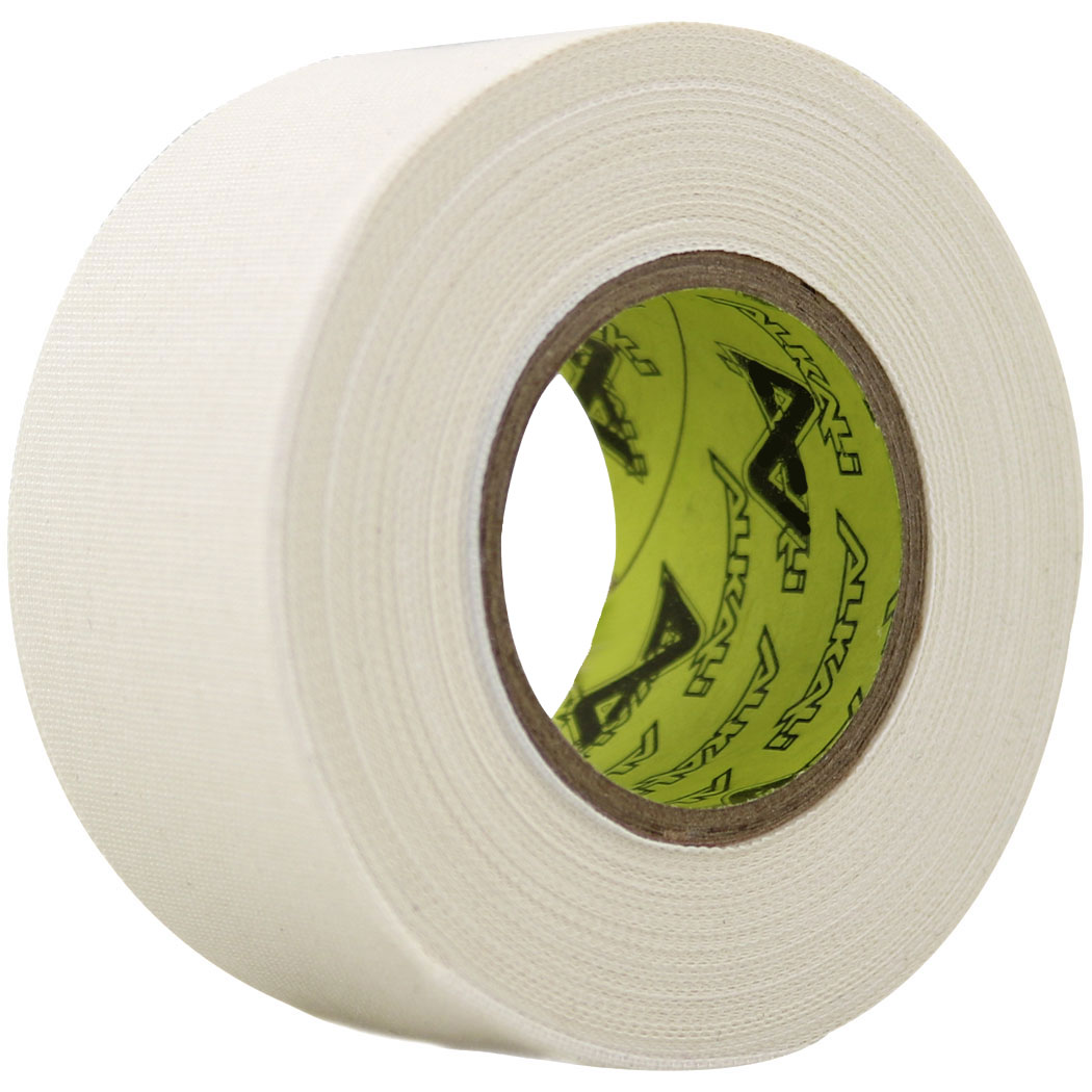 Alkali Cloth Tape Case of 32 Rolls (36MMx15YD - White)