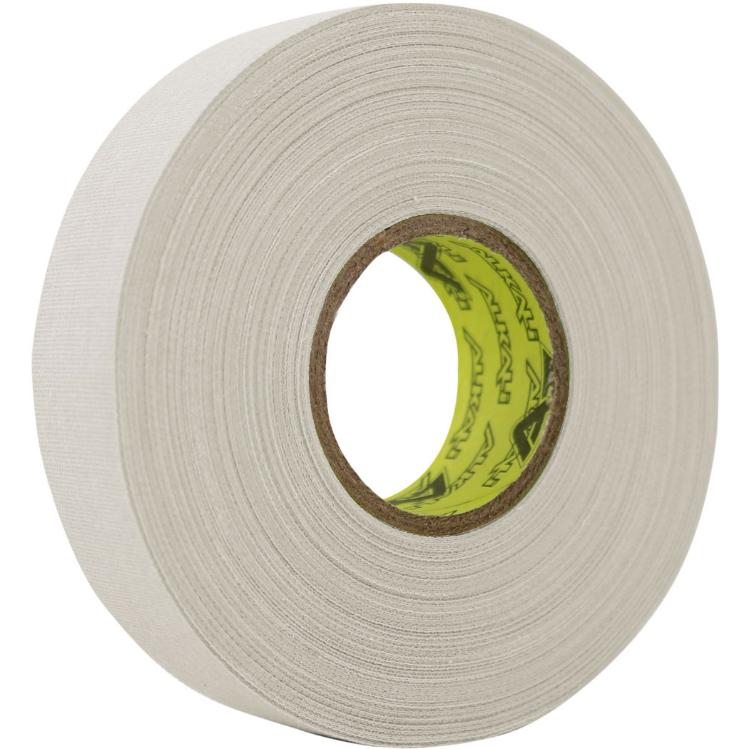 Alkali Cloth Tape Case of 36 Rolls (24MMx30YD - White)