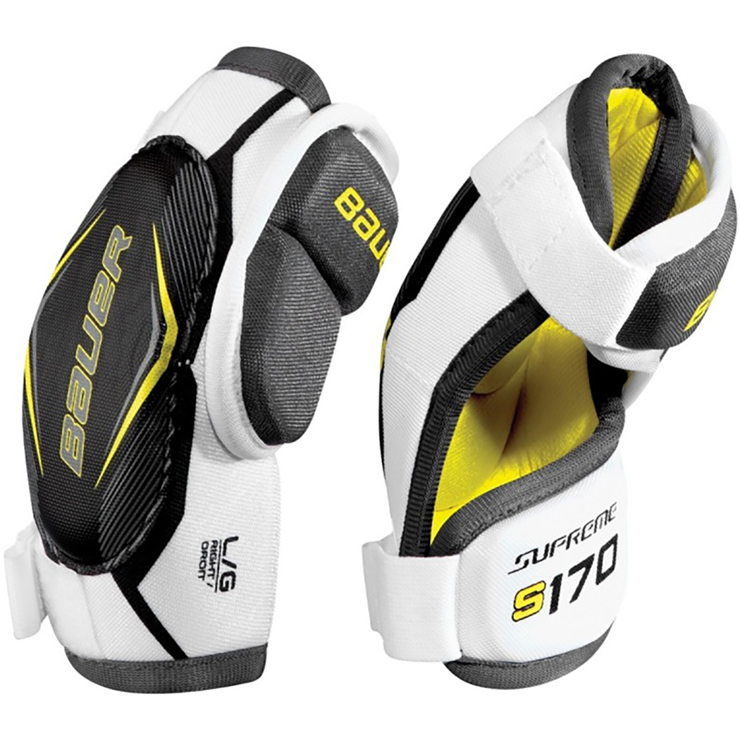 Bauer Supreme S170 Youth Hockey Elbow Pads
