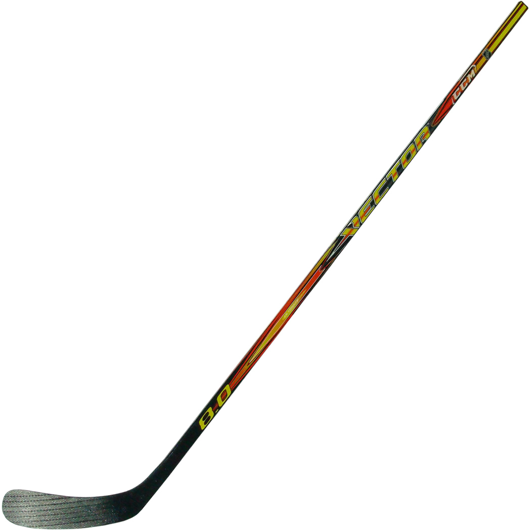 CCM Vector 8.0 Ultimate Junior Composite Hockey Stick w/ABS Blade