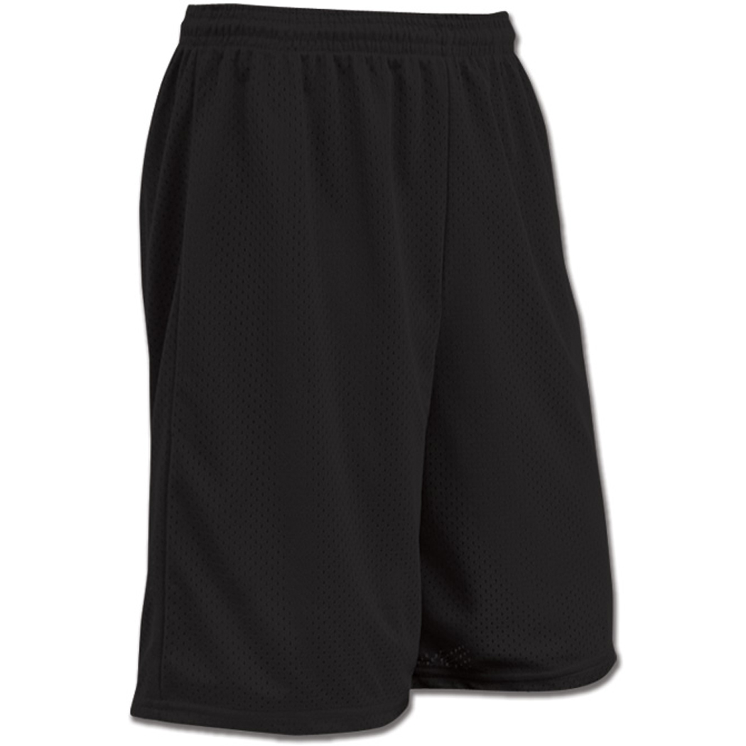 Champro Diesel 9 Lacrosse / Volleyball / Basketball / Football Shorts (Black)