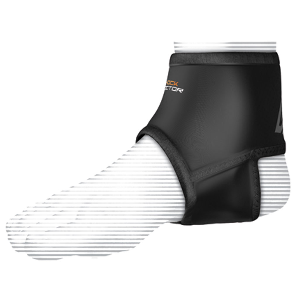 Shock Doctor 844 Ankle Sleeve With Compression Fit