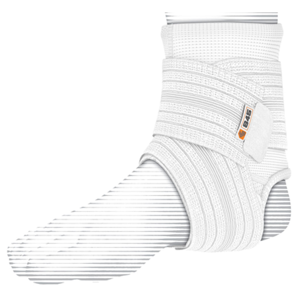 Shock Doctor 845 Ankle Sleeve Compression Wrap Support