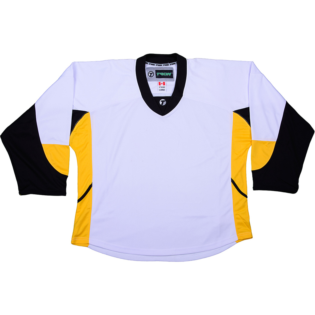 Pittsburgh Penguins Hockey Jersey - TronX DJ300 Replica Gamewear 9eecb58a5