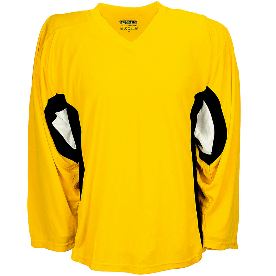 TronX DJ200 Team Hockey Jersey - Gold
