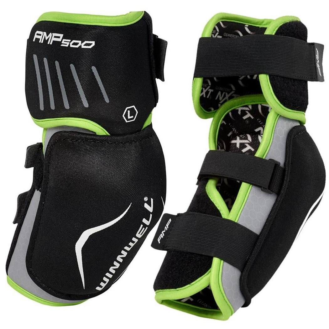 WinnWell AMP500 Youth Hockey Elbow Pads