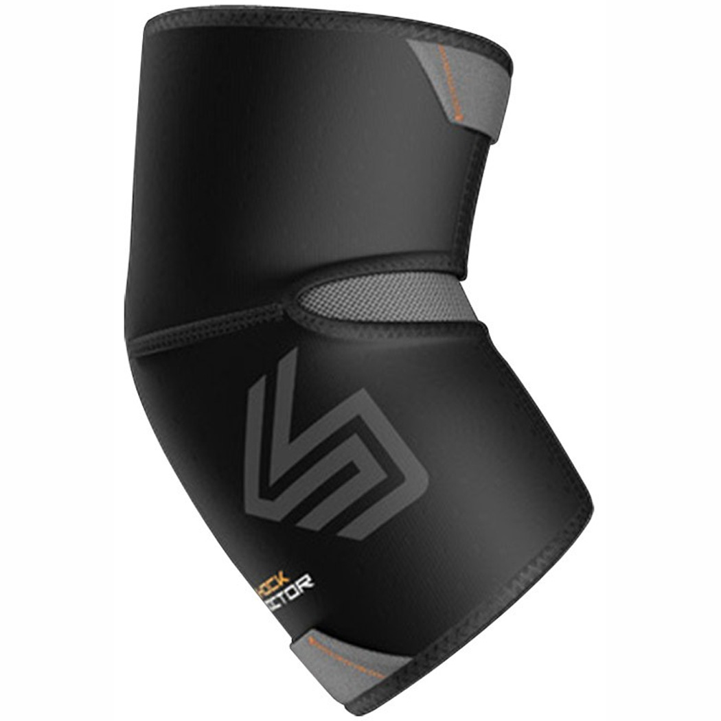 Shock Doctor 831 Elbow Compression Sleeve With Extended Coverage