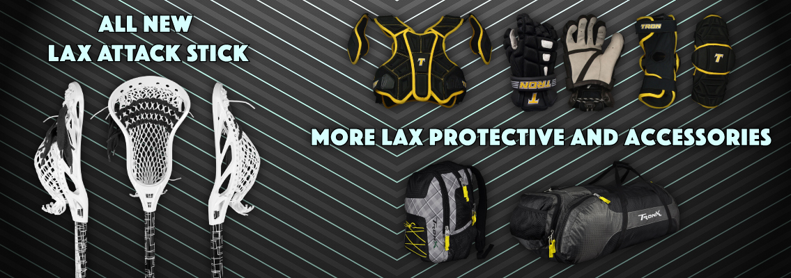 TronX Lacrosse Equipment